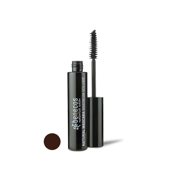 BENECOS Maximum Volume Mascara rimel maro 6ml