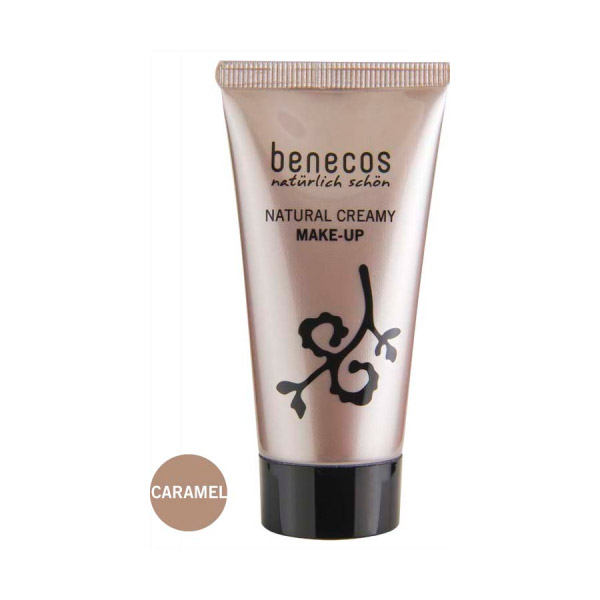 BENECOS fond de ten CARAMEL 30ml