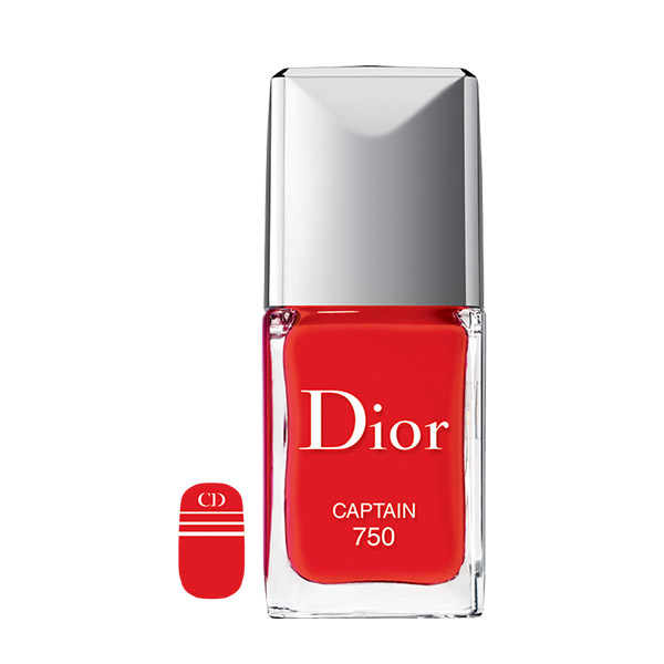 DIOR Vernis Couture Colour Ojă cu efect de gel 750 Captain