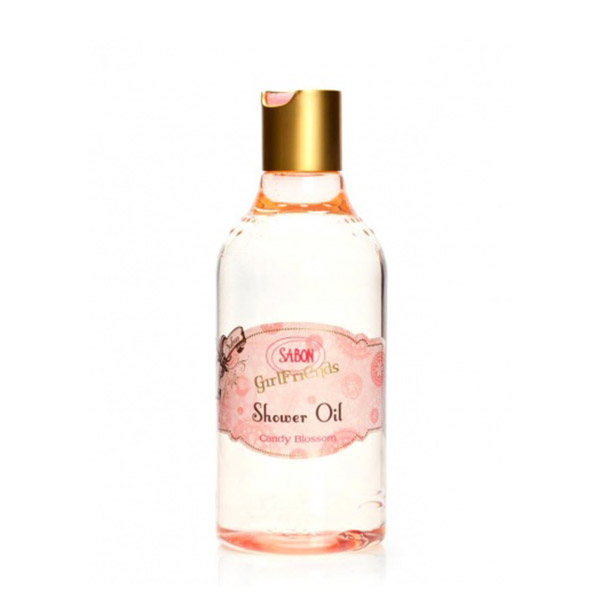 SABON Girlfriends Ulei de duş 200ml