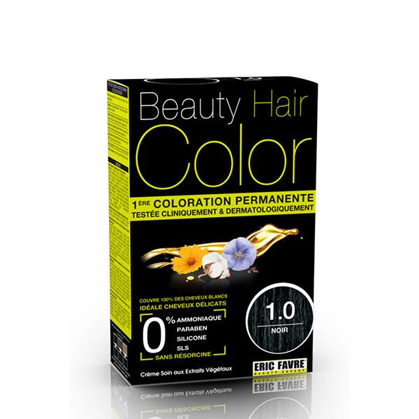 BEAUTY HAIR COLOR vopsea de păr 1 Negru