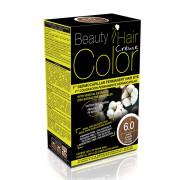 BEAUTY HAIR COLOR vopsea de păr 6.0 Blond închis
