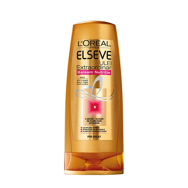 L'Oreal Paris Elseve Ulei Extraordinar Balsam 200ml