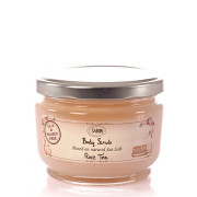 SABON Exfoliant Rose Tea 320g
