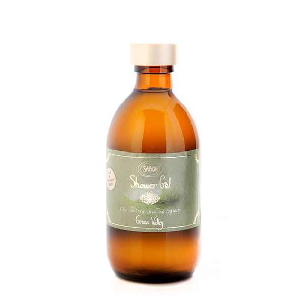 SABON Gel de duş Green Valley 300ml