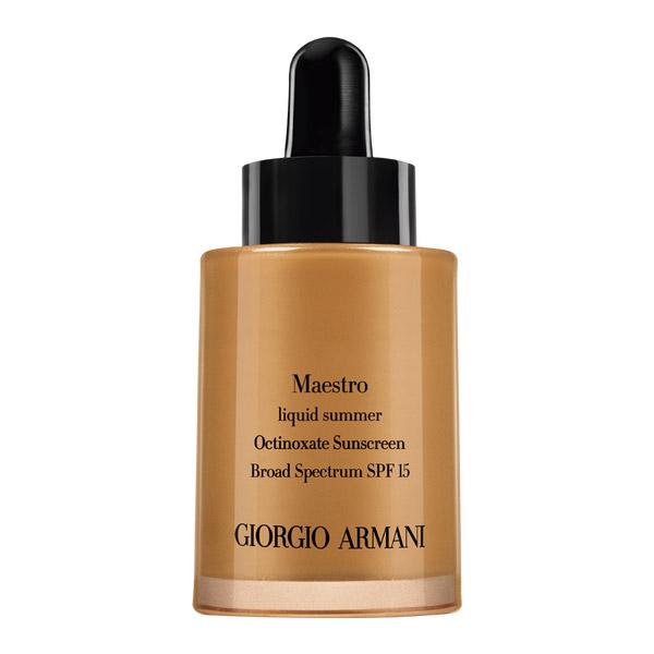 Giorgio Armani Maestro Liquid Summer Bronzer 90 Sun Glow 30ml