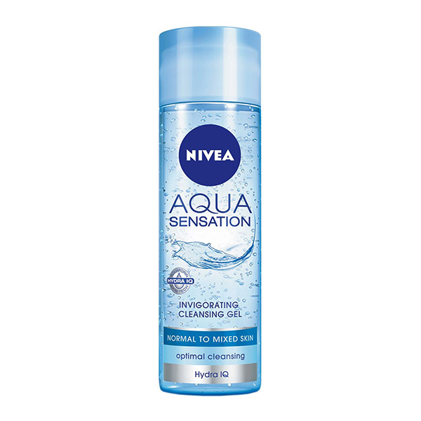 Nivea Aqua Sensation Gel de curățare revigorant 200ml