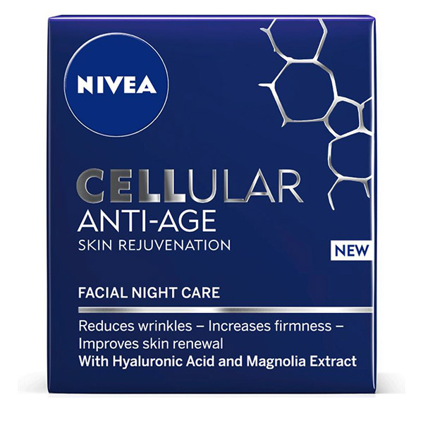 Nivea Cellular Antiage Cremă de noapte 50ml