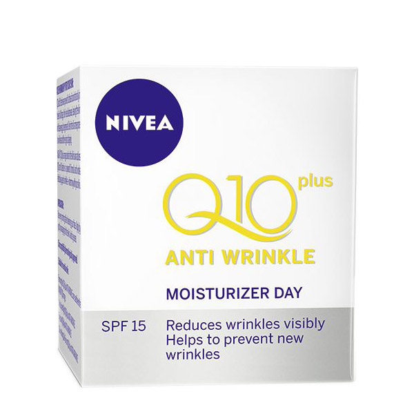 Nivea Q10 Plus Cremă de zi antirid SPF15 50ml