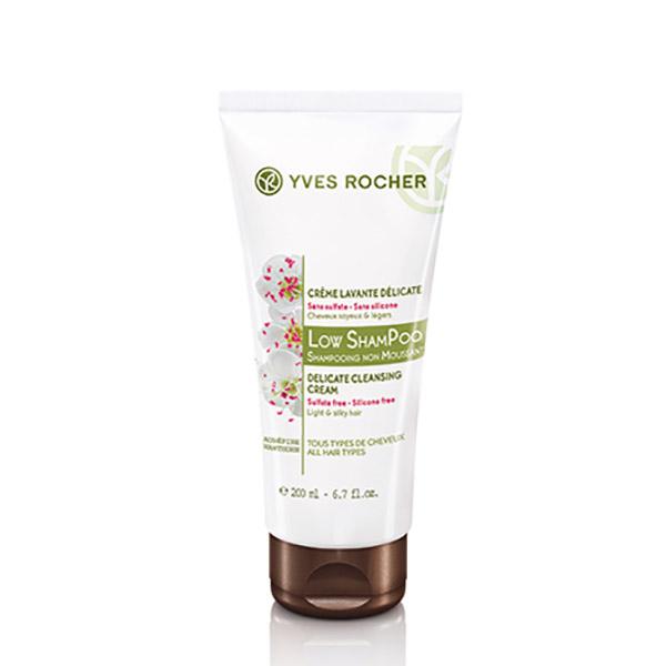 YVES ROCHER Șampon-cremă non-spumant 200ml