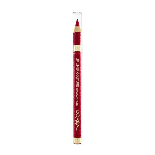 L'Oreal Paris Lip Contour Creion de buze 461 Scarlet Rouge