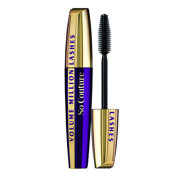 L'Oreal Paris Volume Million Lashes So Couture Mascara Negru