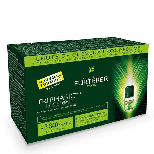 Rene Furterer Triphasic VHT + Ser împotriva căderii părului