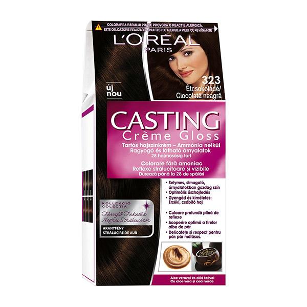 Loreal Paris Vopsea De Par Casting Crème Gloss 323 Choco