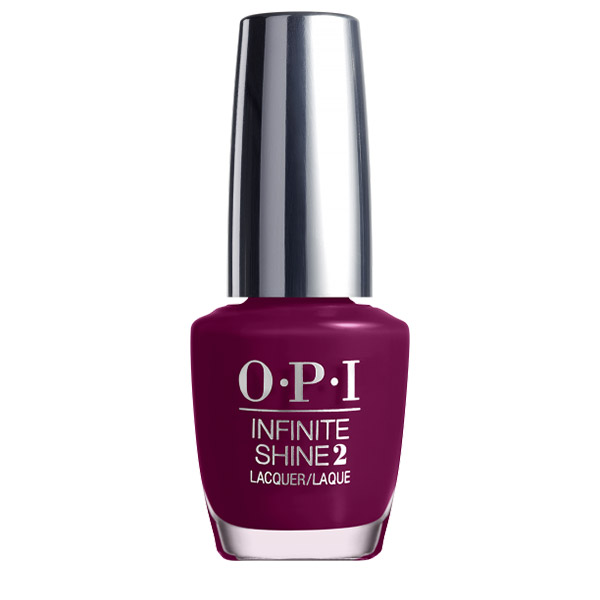 OPI Lac de unghii Infinite Shine Berry On Forever 15 ml