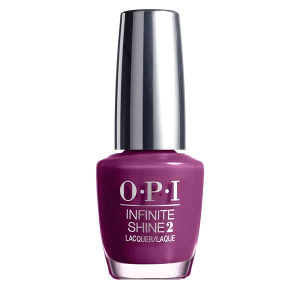 OPI Lac de unghii Infinite Shine Don't Provoke the Plum! 15 ml