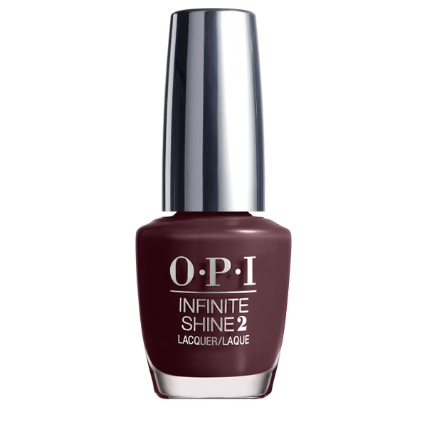 OPI Lac de unghii Infinite Shine Stick To Your Burgundies 15 ml