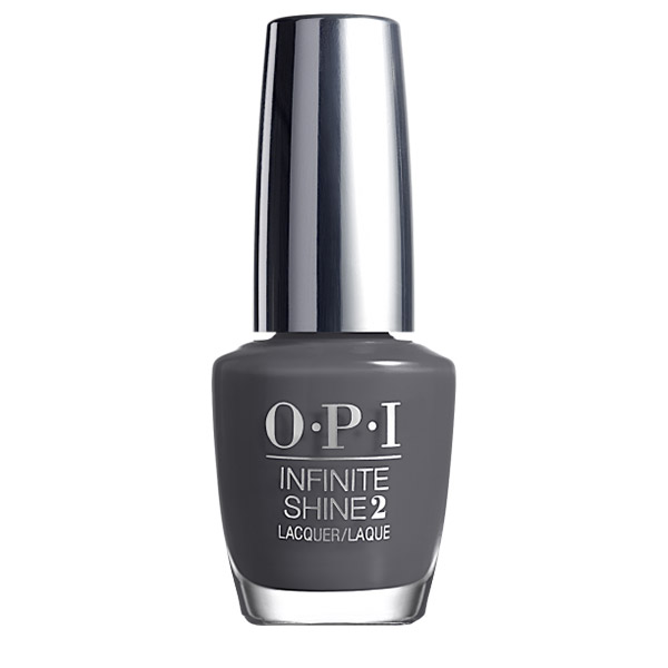OPI Lac de unghii Infinite Shine Strong Coal-Ition 15 ml