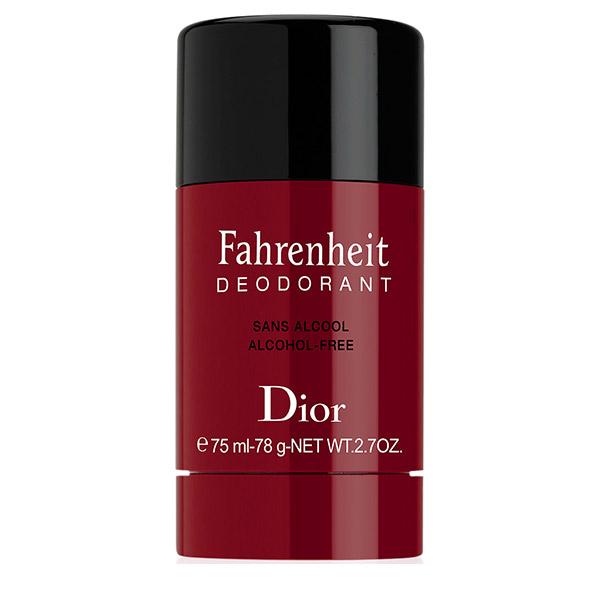 DIOR Fahrenheit Deodorant stick fără alcool 75g