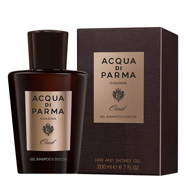 Acqua Di Parma Colonia Oud Gel de duș și șampon 200ml