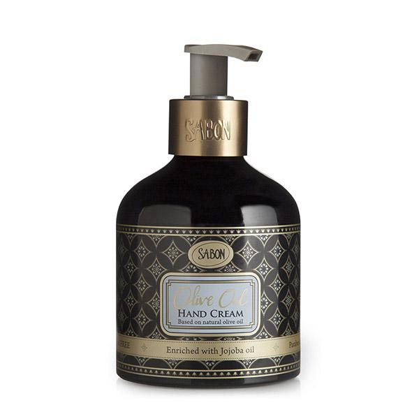 Sabon Cremă de mâini Sticlă Olive Oil 200ml