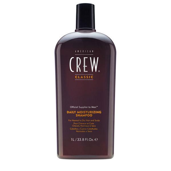 AMERICAN CREW Șampon hidratant pentru utilizare zilnică 1000ml