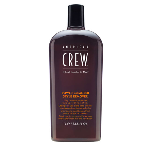 AMERICAN CREW Șampon zilnic Power Cleanser Style Remover 1l
