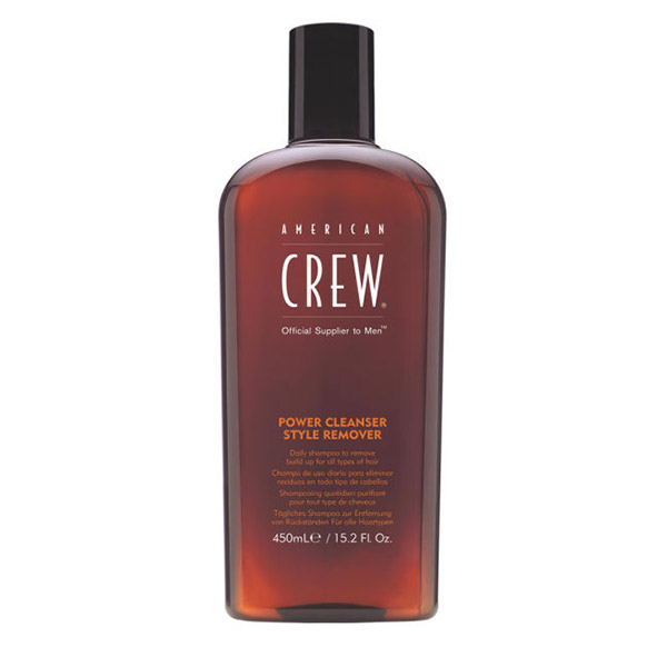 AMERICAN CREW Șampon zilnic Power Cleanser Style Remover 450ml