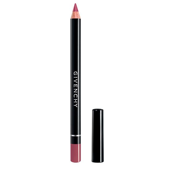 Givenchy Creion de buze cu ascuțitoare 08 Parme Silhouette 1.1g