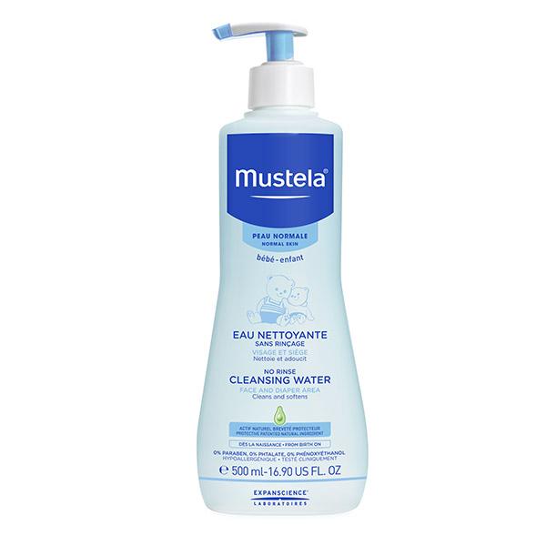 Mustela Apă de curățare fără clătire 500ml