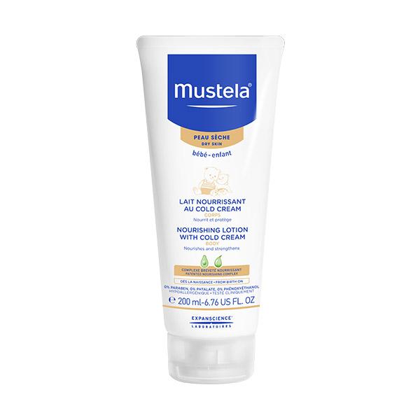 Mustela Loțiune nutritivă cu Cold Cream 200ml