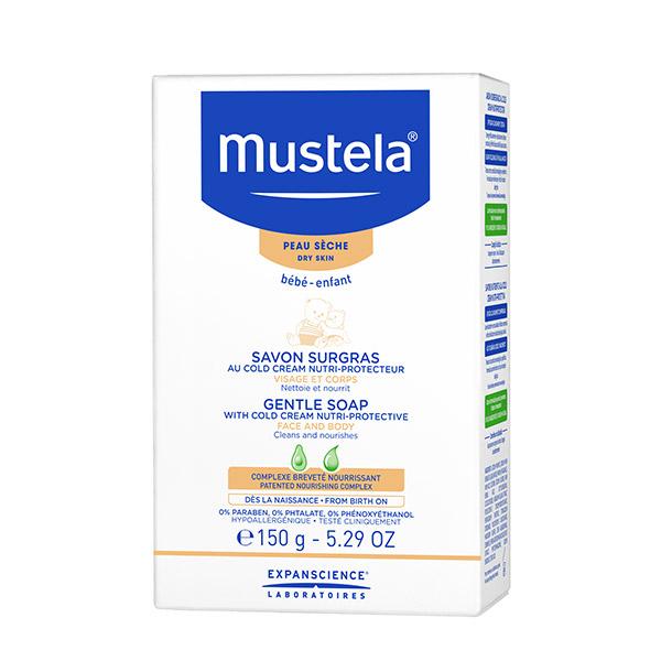 Mustela Săpun delicat cu Cold Cream 150ml