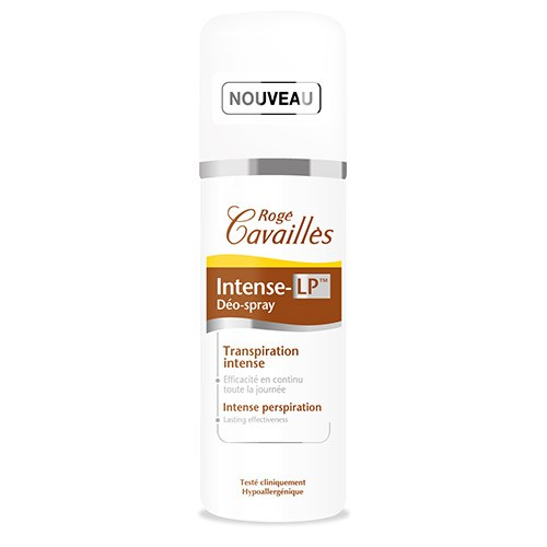 Roge Cavailles Deodorant spray Intense-LP™ 125 ml