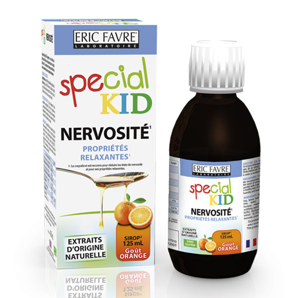 Special KID Sirop împotriva nervozității 125ml