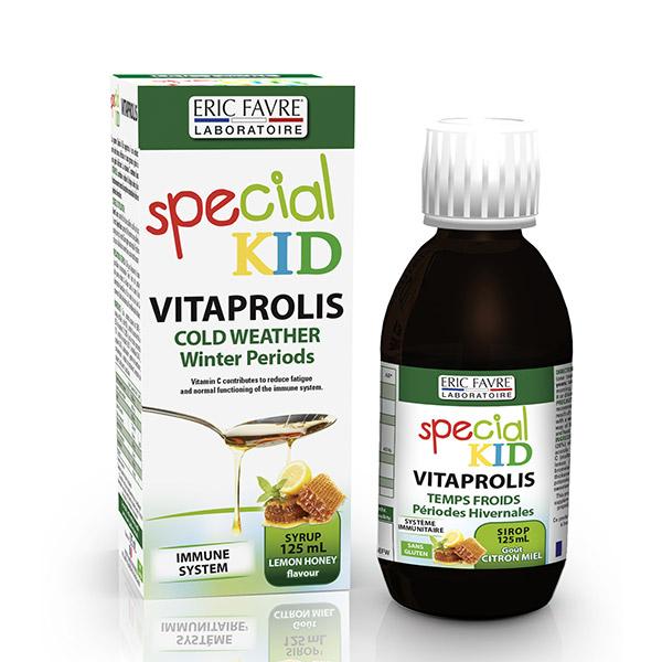 Special KID Sirop Vitaprolis 125ml