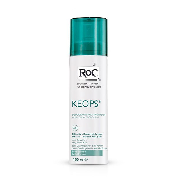 Roc KEOPS® Deodorant spray Fresh 100 ml