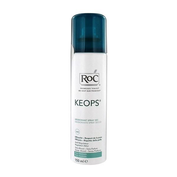 Roc Keops Deodorant spray Dry 150ml
