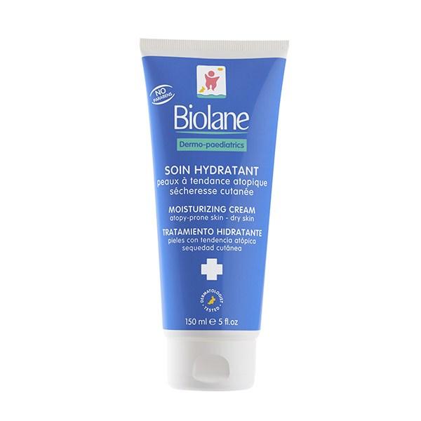Biolane Dermo-pediatrie Cremă hidratantă pentru pielea uscată cu tendință atopică 150ml