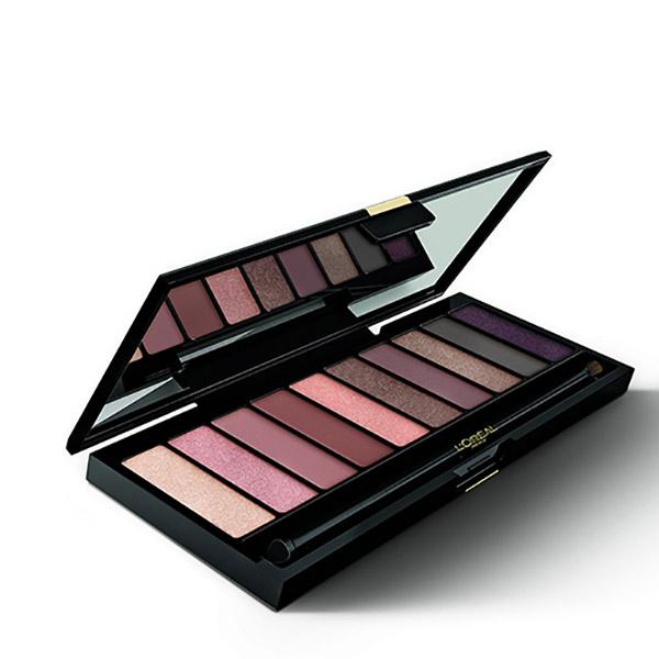 L'Oreal Paris Color Riche La Palette Paleta de farduri nude Nude Rose 7 g