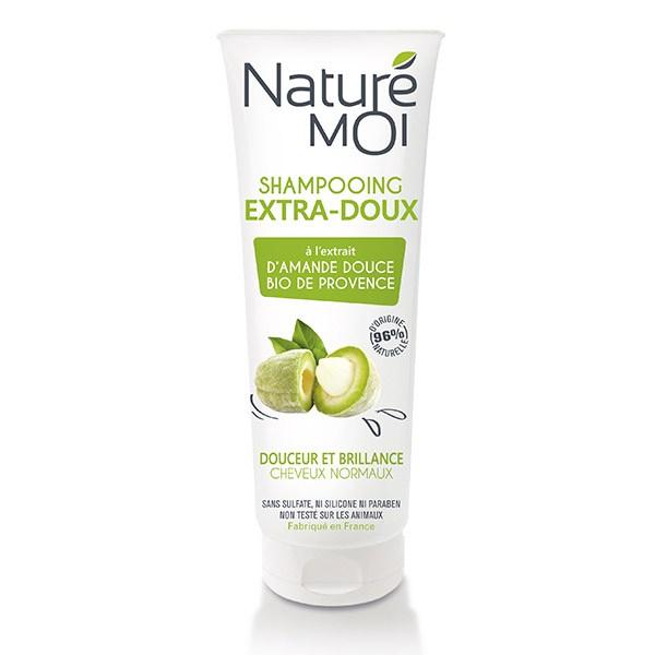 NatureMoi Șampon delicat cu extract bio de Migdale verzi de Provence 250 ml