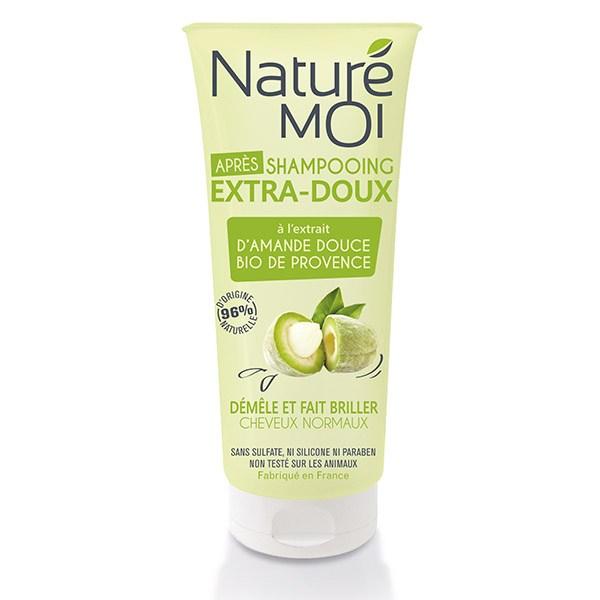 NatureMoi Balsam delicat cu extract bio de Migdale verzi de Provence 200 ml
