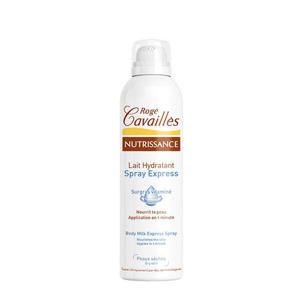 Roge Cavailles Nutrissance Lapte de corp hidratant spray express 200ml