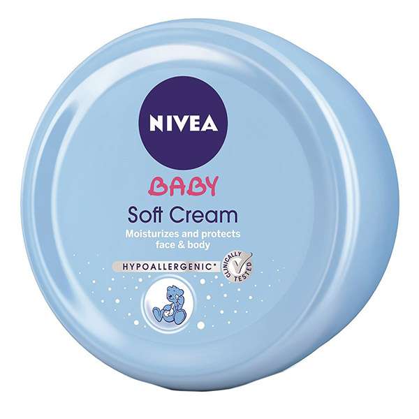 Nivea Baby Soft Crema 200 ml