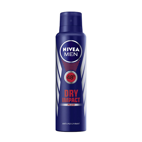 Nivea Deo Deodorant spray masculin Dry Impact 150 ml