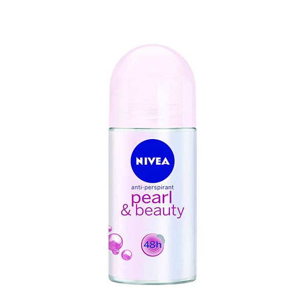 Nivea Deodorant roll-on Pearl&Beauty feminin 50 ml
