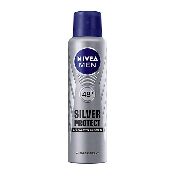 Nivea Deodorant spray Silver Protect Silver Protect 150 ml