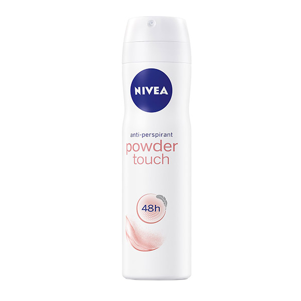 Nivea Powder Touch Deodorant spray feminin 150 ml