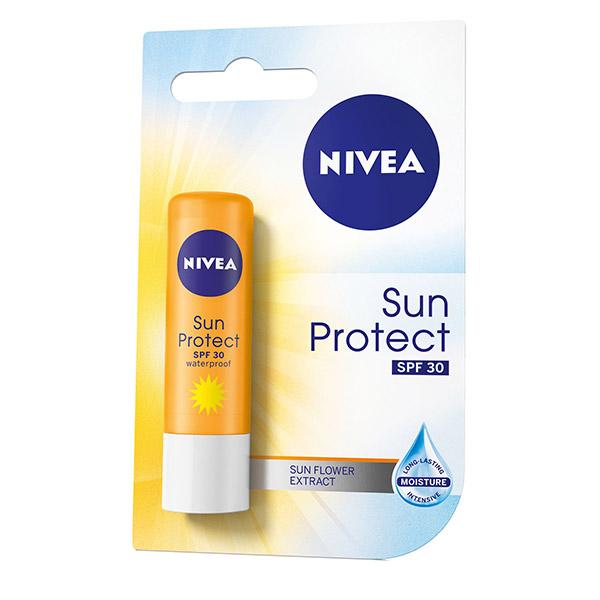 Nivea Sun Balsam de buze cu protectie solara SPF 30 4.8 g