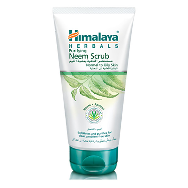 HIMALAYA Exfoliant cu extract Neem 75ml