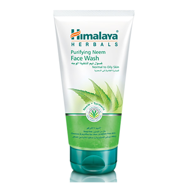 HIMALAYA Gel purificator de curatare cu extract de Neem 150ml